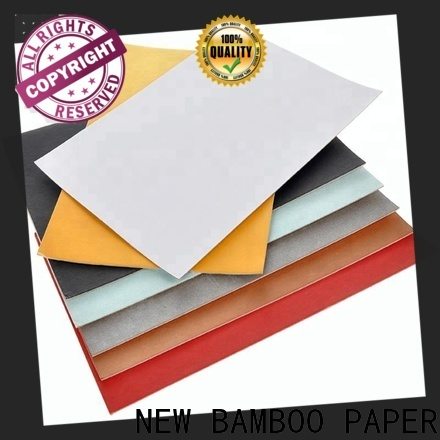 best coated duplex board with grey back sheets bulk production for crafts