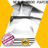 NEW BAMBOO PAPER bakery metallic poster board long-term-use for cake board