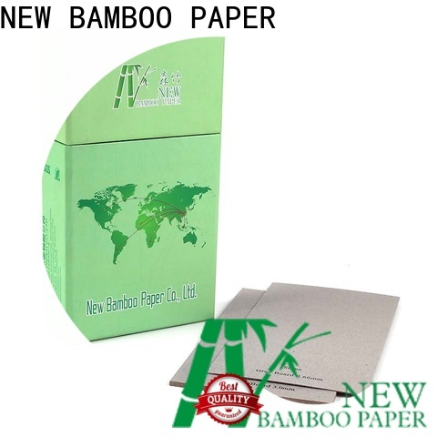 NEW BAMBOO PAPER quality 4x8 cardboard sheets at discount for boxes