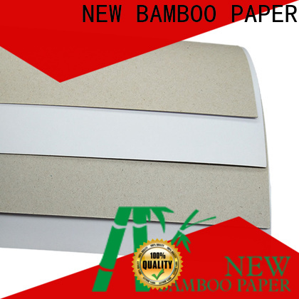 good-package white cardboard paper price boxes factory price for printing industry
