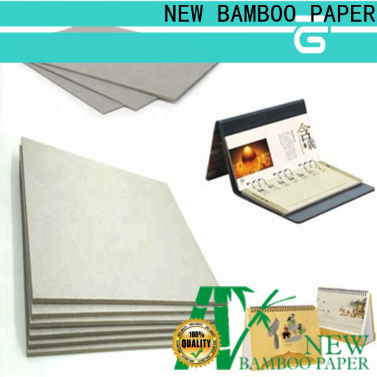 NEW BAMBOO PAPER mosquito grey chipboard for boxes