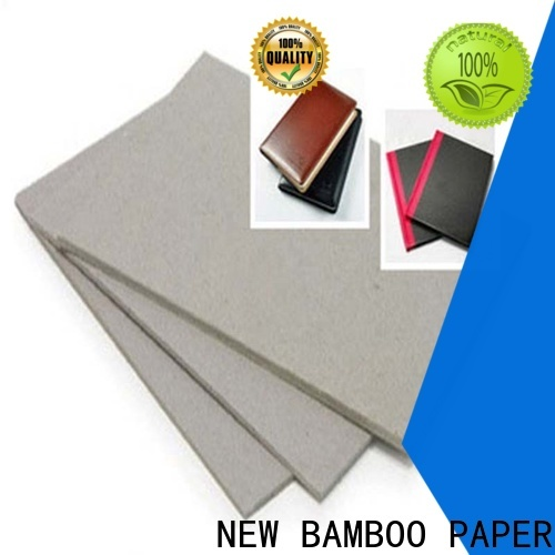 good-package grey chipboard sheets gift factory price for packaging