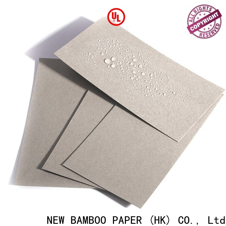 NEW BAMBOO PAPER superior 9x12 cardboard sheets free quote for waterproof items
