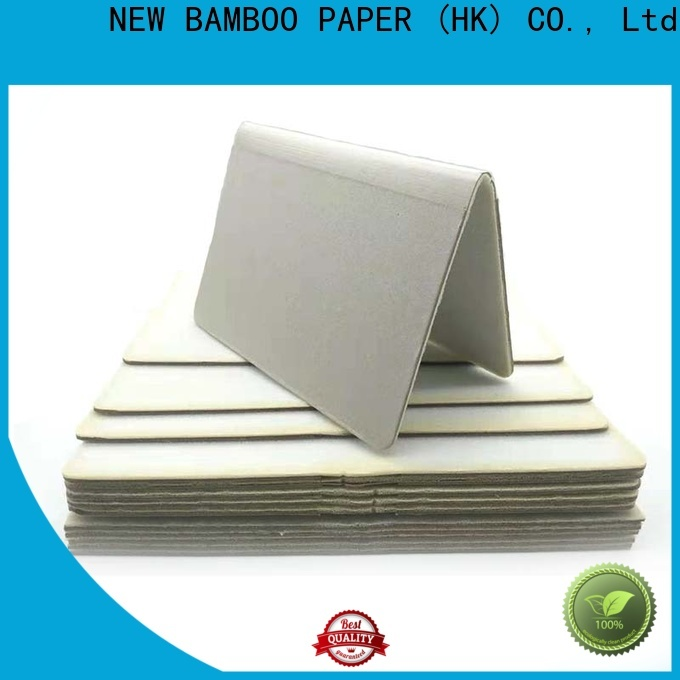 NEW BAMBOO PAPER solid foam grey board buy now for arch files