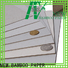 NEW BAMBOO PAPER paperboard cardboard suppliers buy now for folder covers