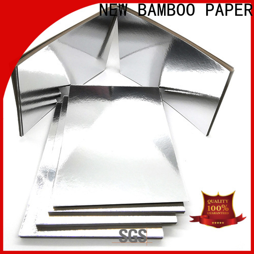 NEW BAMBOO PAPER first-rate grey cardboard sheets