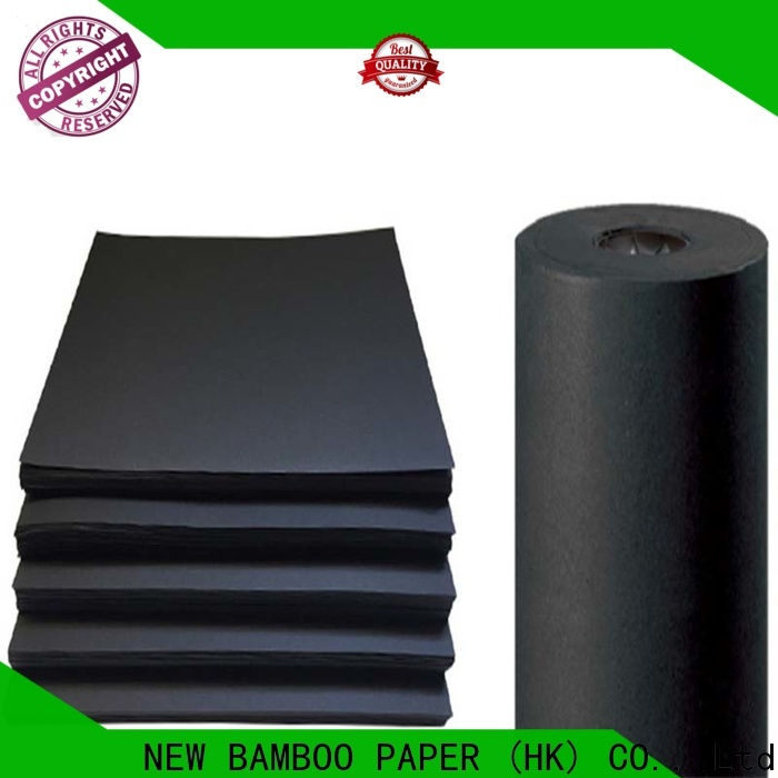 NEW BAMBOO PAPER best black chipboard free design for speaker gasket
