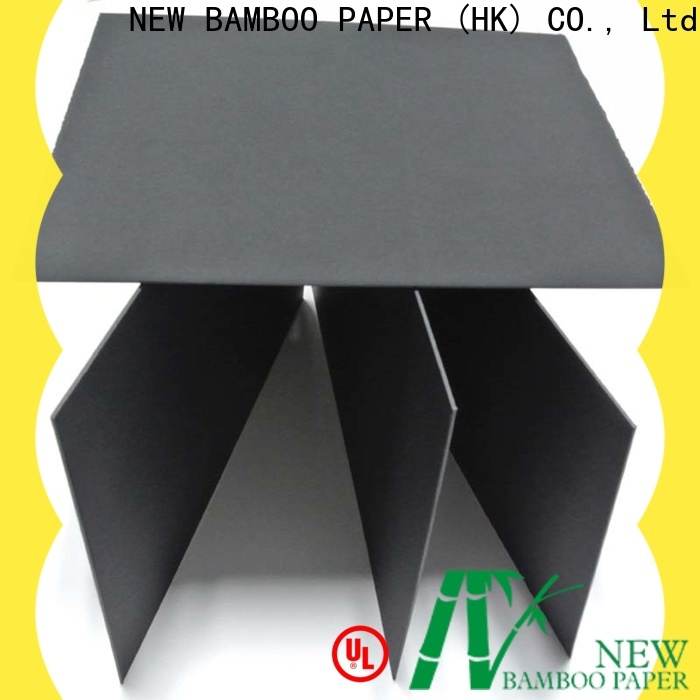 NEW BAMBOO PAPER hot-sale a3 cardboard sheets for wholesale for paper bags