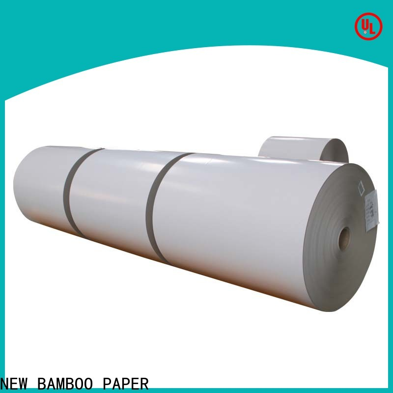 NEW BAMBOO PAPER paper white corrugated cardboard sheets factory price for crafts