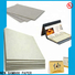 NEW BAMBOO PAPER newly grey board sheets at discount for desk calendars