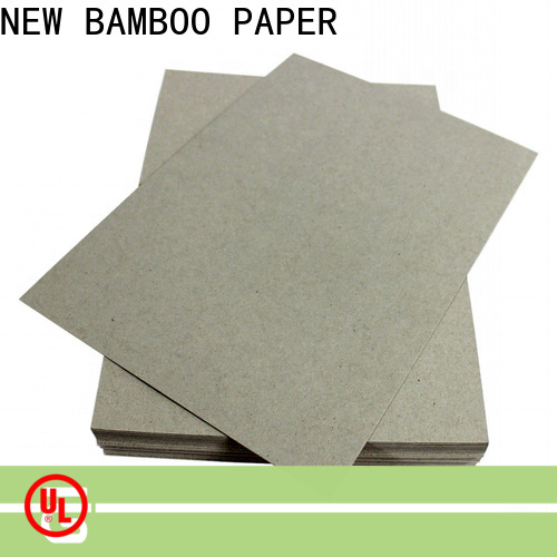 NEW BAMBOO PAPER raw hard paper board free design for book covers