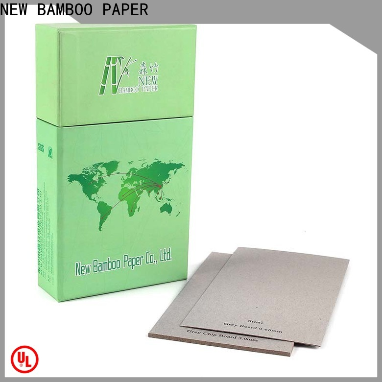 NEW BAMBOO PAPER good-package hard cardboard sheets inquire now for packaging