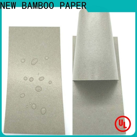 NEW BAMBOO PAPER durable office depot paperboard vendor for frozen food