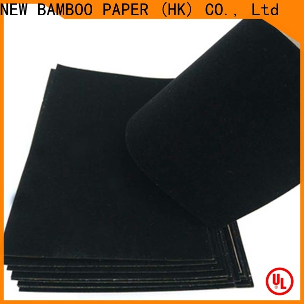 NEW BAMBOO PAPER sheet 270 gsm supply for paper bags