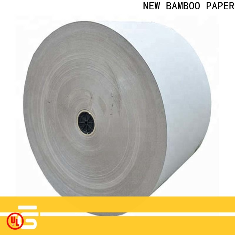 NEW BAMBOO PAPER custom 1.3 mm paperboard factory price for folder covers