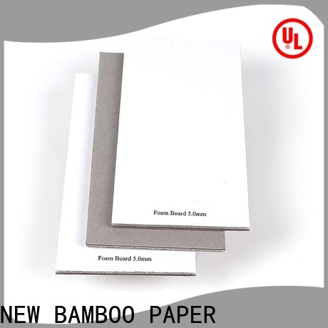 NEW BAMBOO PAPER best what is foam board buy now for folder covers