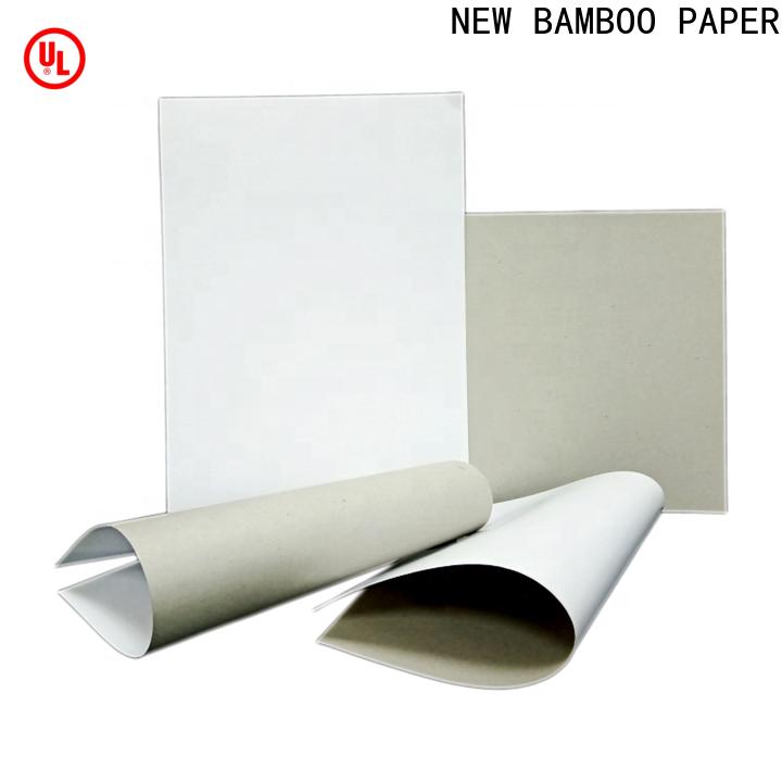 NEW BAMBOO PAPER paper uncoated recycled board long-term-use for crafts
