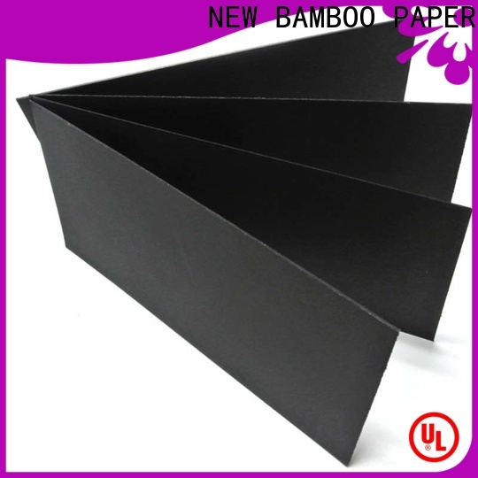 NEW BAMBOO PAPER friendly  perfume paper vendor for photo albums