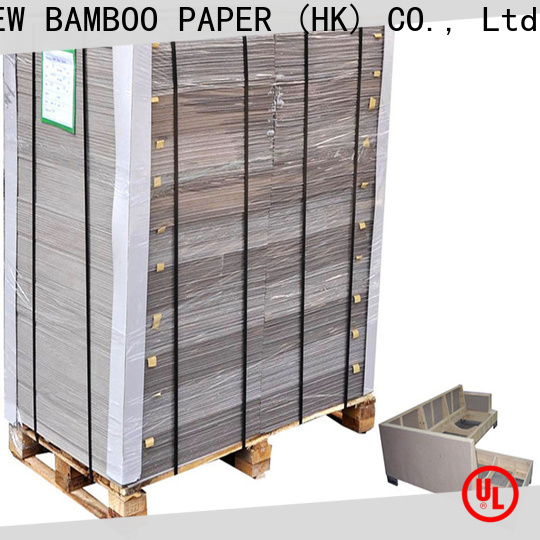 NEW BAMBOO PAPER latest paperboard packaging company for shirt accessories