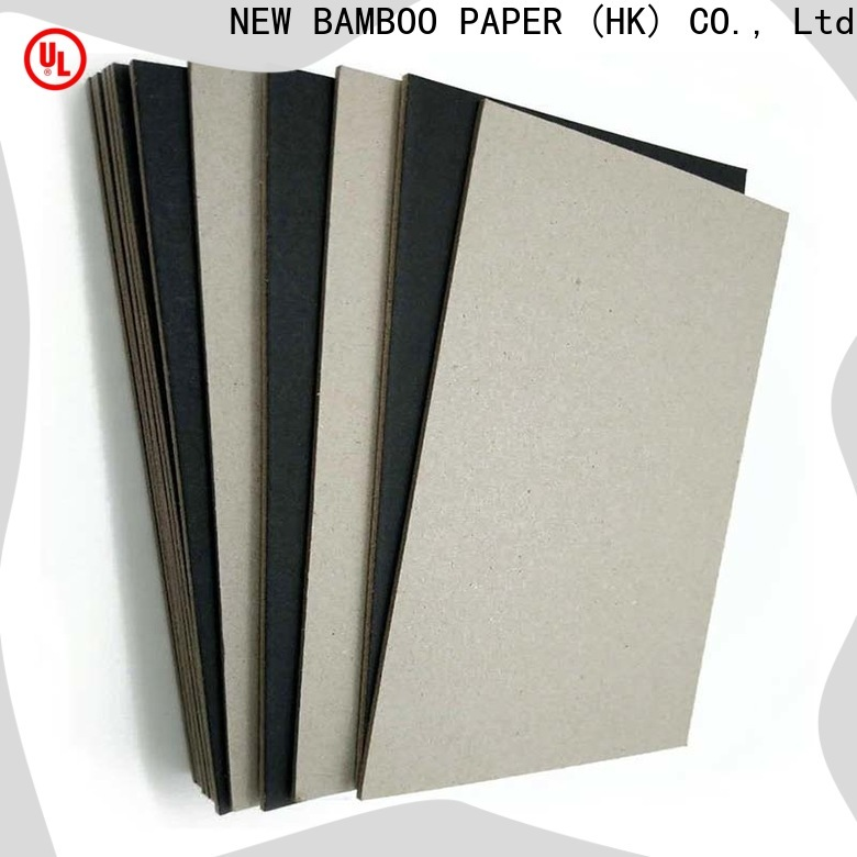 NEW BAMBOO PAPER board tyvek paper roll factory for booking binding