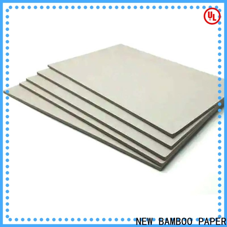 NEW BAMBOO PAPER superior paperboard manufacturers for hardcover books