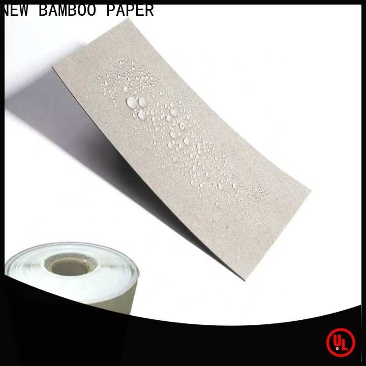 NEW BAMBOO PAPER latest 2 ply cardboard sheets for packaging