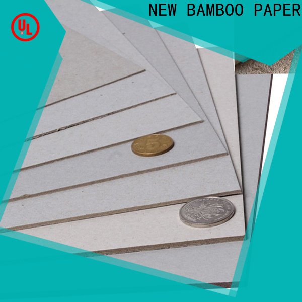 NEW BAMBOO PAPER professional 1 mm thick cardboard free design for desk calendars