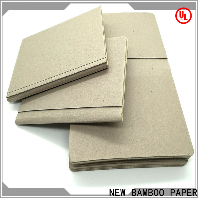 NEW BAMBOO PAPER good-package bulk production for boxes