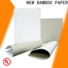 NEW BAMBOO PAPER top wholesale photo paper supply for toothpaste boxes