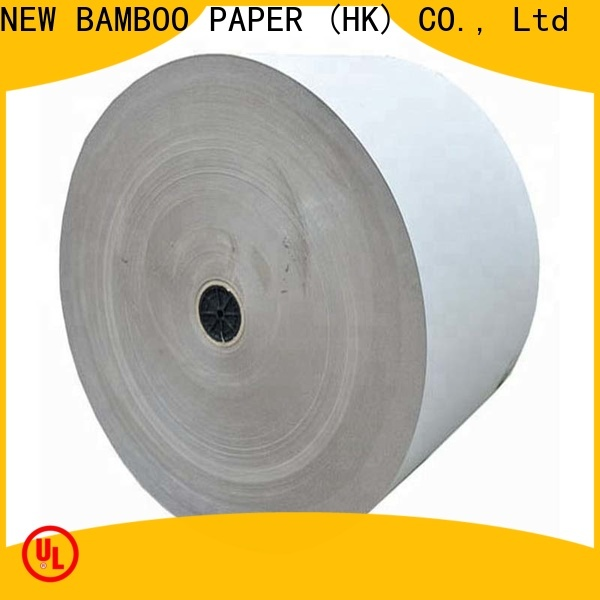 NEW BAMBOO PAPER quality advantages of grey board at discount for folder covers