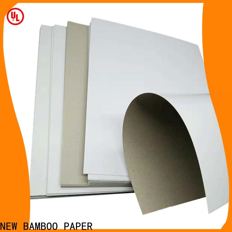 NEW BAMBOO PAPER nice waterproof paper bags suppliers for shoe boxes