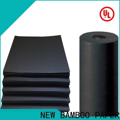 NEW BAMBOO PAPER hot-sale 80 gram paper free design for hang tag