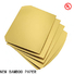 NEW BAMBOO PAPER bakery fanfold cardboard from manufacturer for gift boxes