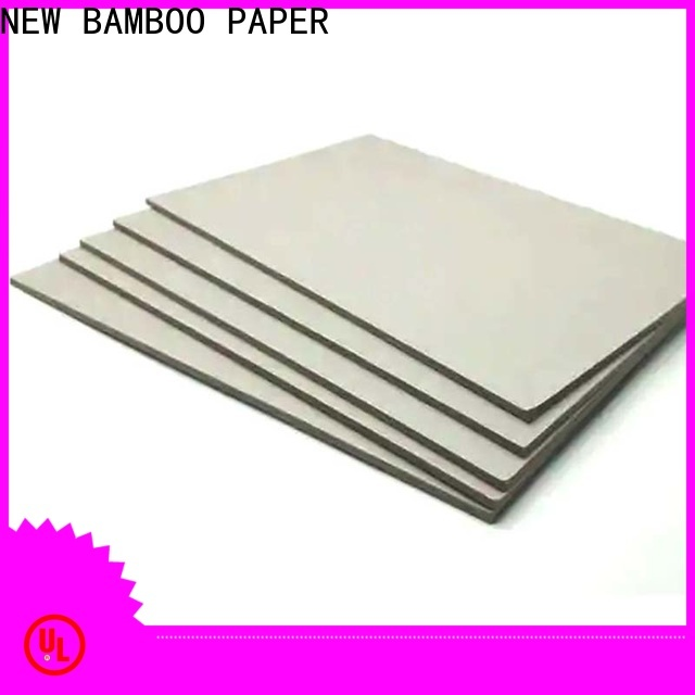 custom grey cardboard desk for business for photo frames