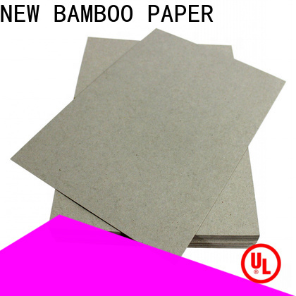 NEW BAMBOO PAPER first-rate grey chipboard sheets factory price for photo frames