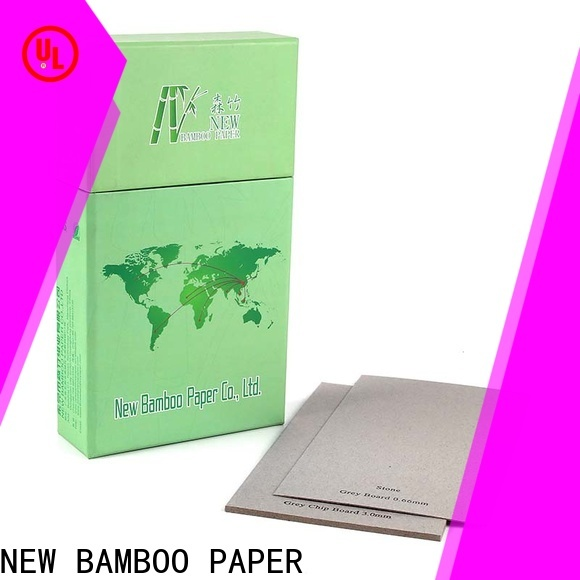 NEW BAMBOO PAPER top kraft liner board factory for photo frames