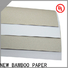 NEW BAMBOO PAPER one duplex grey board long-term-use for crafts