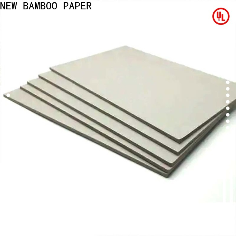 NEW BAMBOO PAPER inexpensive pressed cardboard sheets free design for boxes