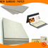 NEW BAMBOO PAPER gift compressed cardboard sheet at discount for photo frames