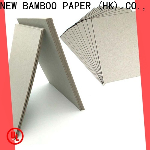 NEW BAMBOO PAPER coil kraft liner board supply for hardcover books