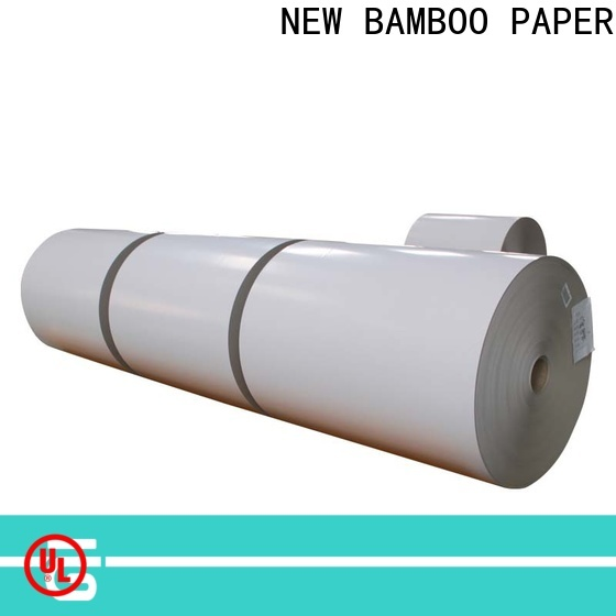 NEW BAMBOO PAPER one wholesale photo paper factory price for cereal boxes