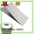 NEW BAMBOO PAPER durable pe coated paper roll bulk production for frozen food