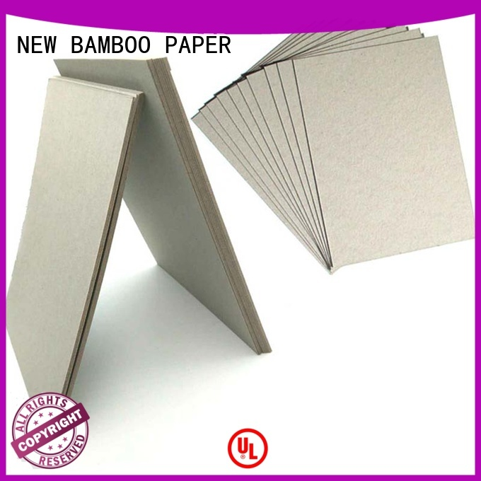 NEW BAMBOO PAPER nice carton gris 2mm check now for T-shirt inserts