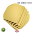 NEW BAMBOO PAPER first-rate metallic foil paper sheets for cake board