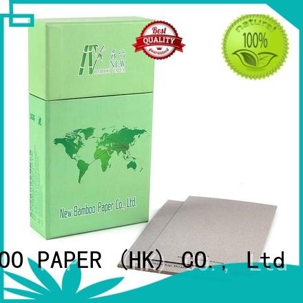 environment carton gris 2mm anti for desk calendars NEW BAMBOO PAPER