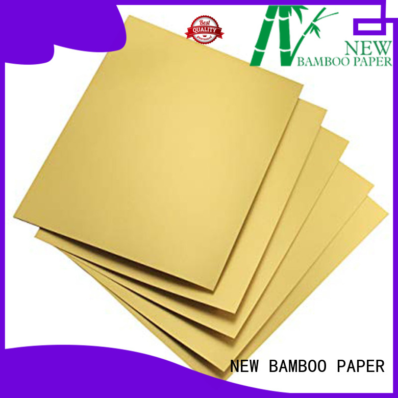 NEW BAMBOO PAPER cardboard cake board foil paper factory price for cake board