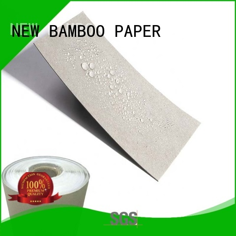 what is pe coated paper paper for sheds packaging NEW BAMBOO PAPER