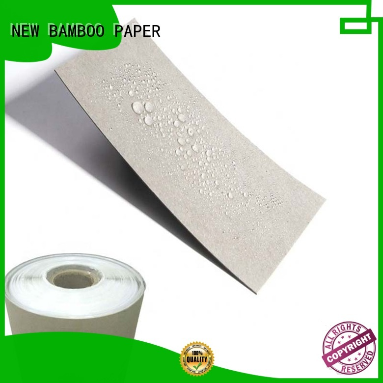 quality pe coated paper roll sides long-term-use for packaging