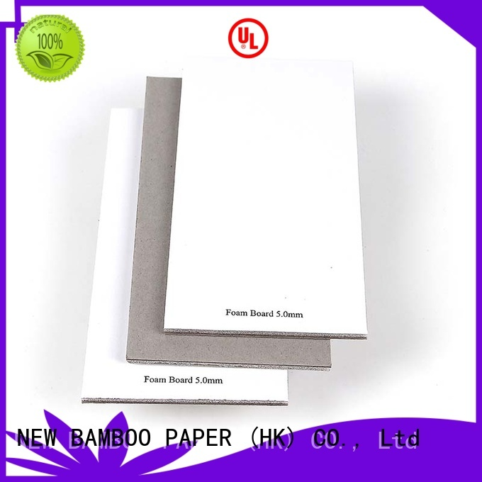 NEW BAMBOO PAPER solid foam poster board check now for folder covers