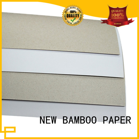 side what is duplex board used for for toothpaste boxes NEW BAMBOO PAPER